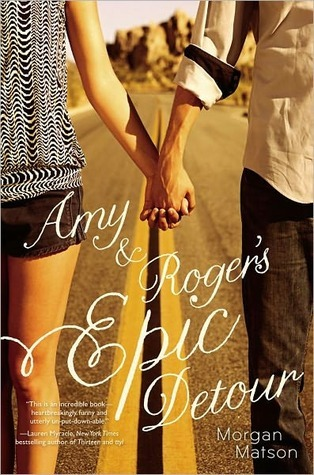 Current Book: Amy & Roger's Epic Detour